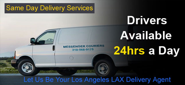 Los Angeles LAX Airport Delivery Services